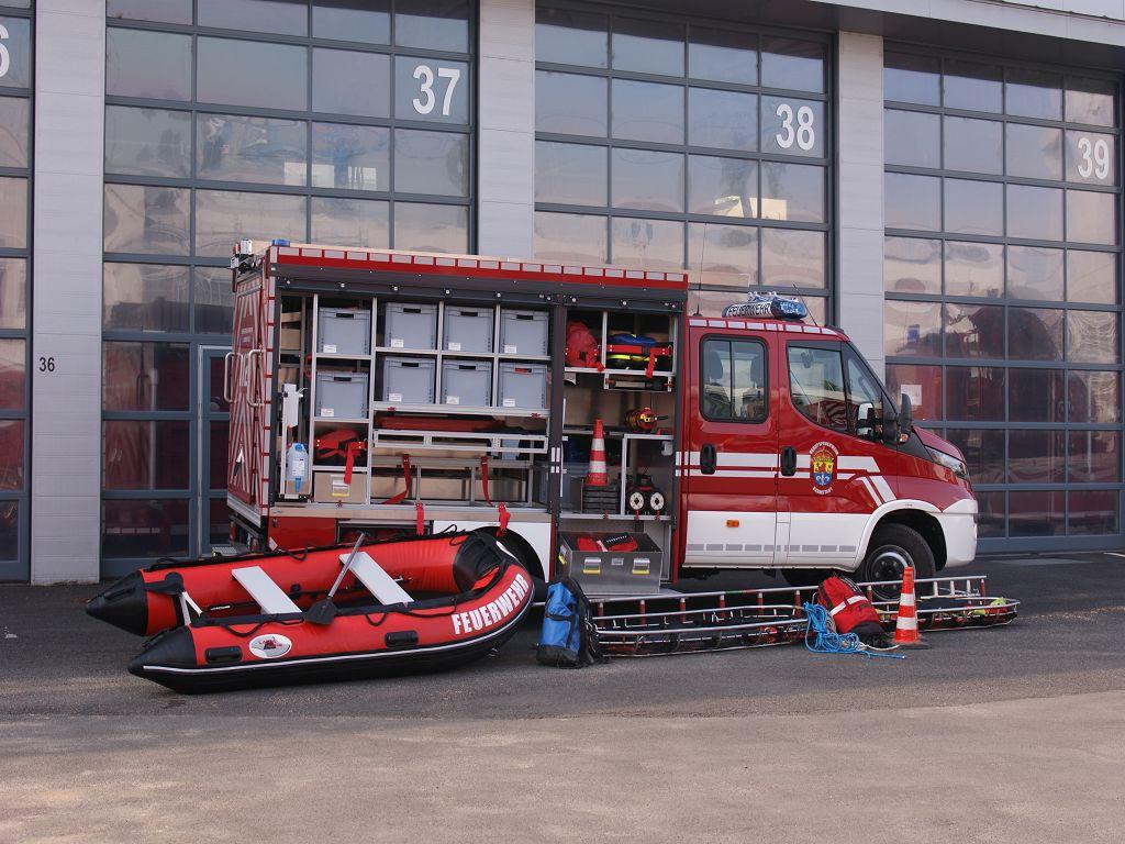 Feuerwehr Armabzeichen Darmstadt BFW q585